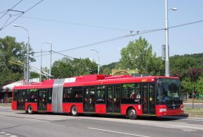 Changes in trolleybus routes (from 4.7.2016)