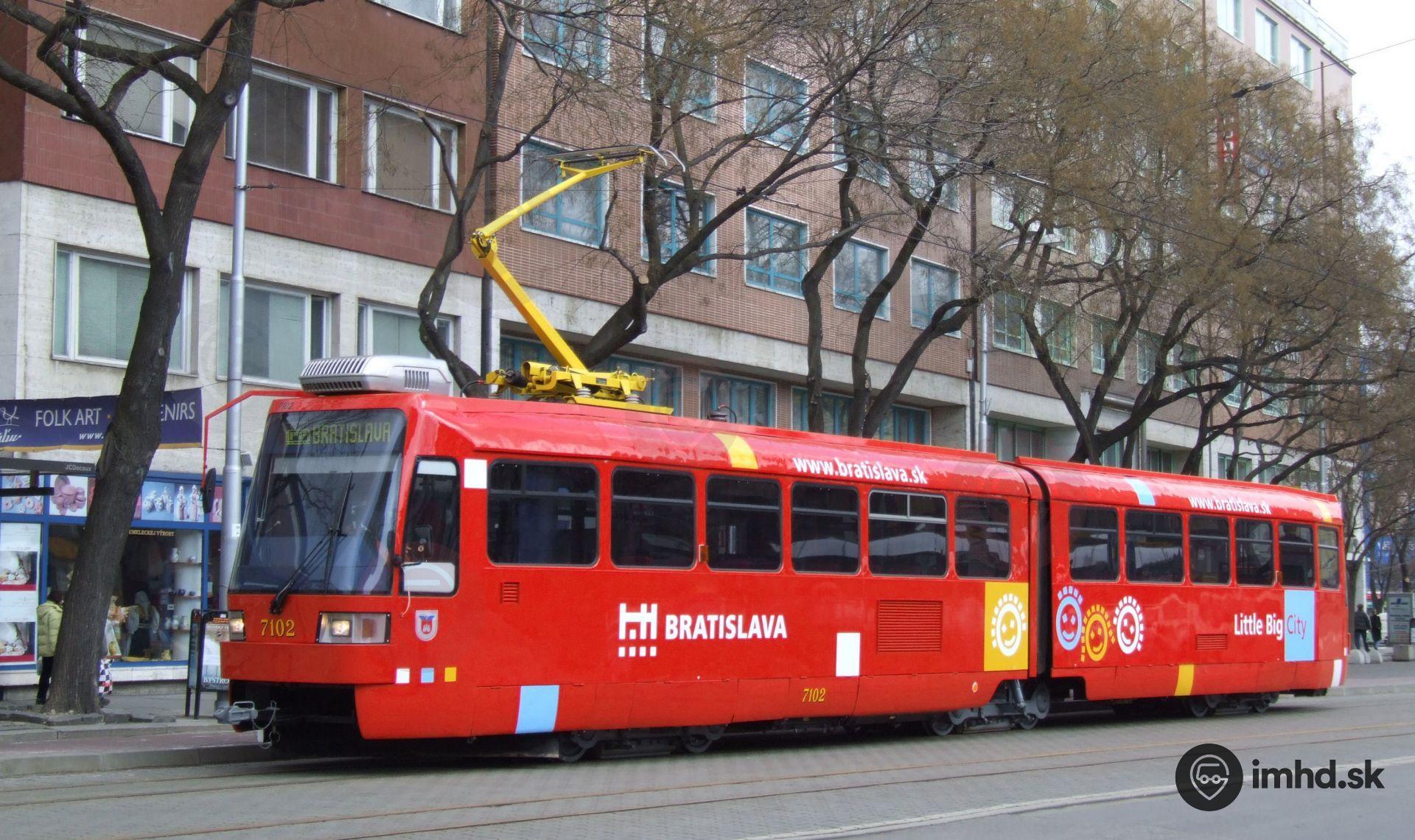351eb5ac7711 DPB zavedie dvojjazyčné vyhlasovanie turisticky významných zastávok •  imhd.sk Bratislava