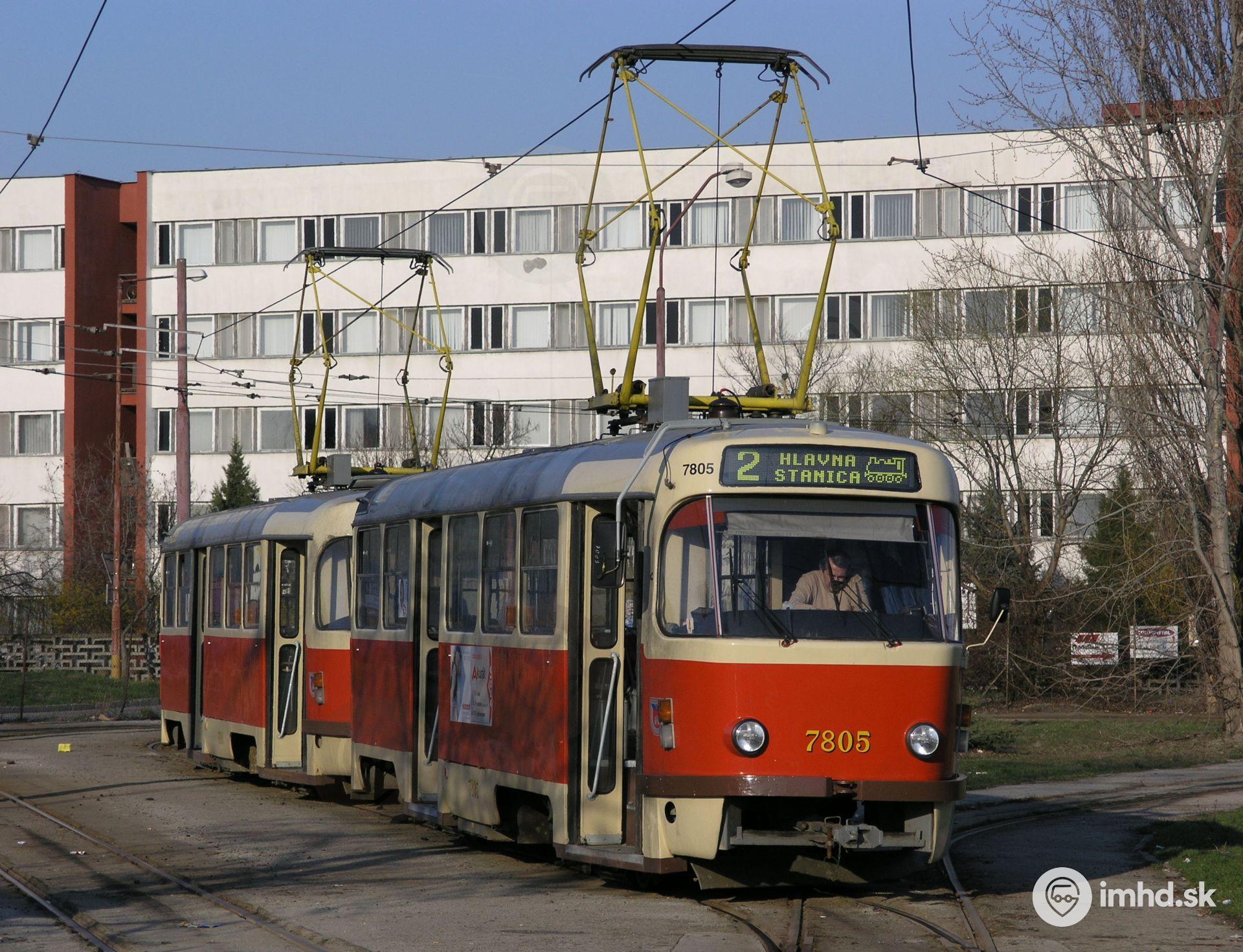 b9a319d66 V piatok pôjdu niektoré električky zadarmo • imhd.sk Bratislava