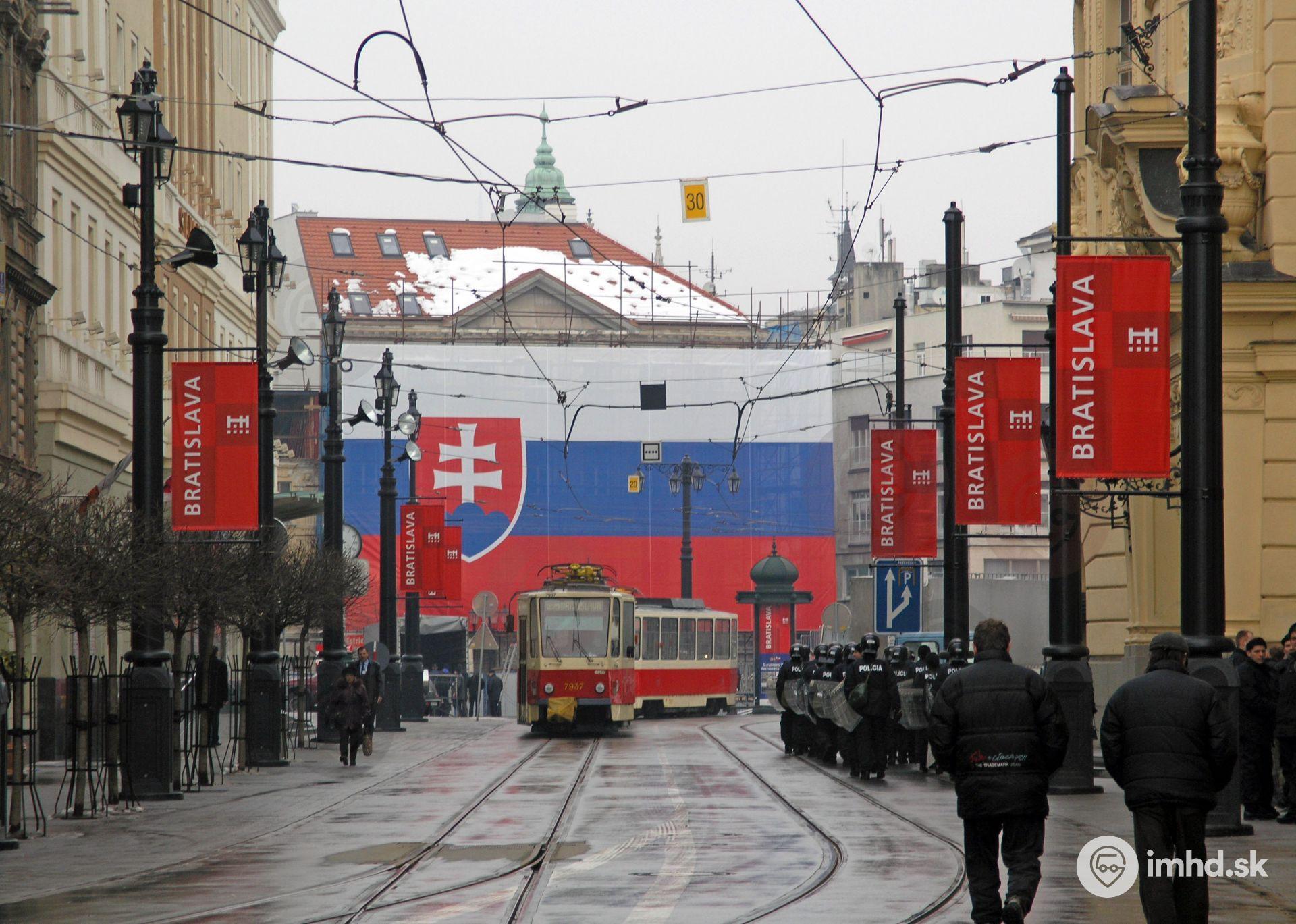 a12c8052a Bezplatná doprava počas piatkových dopravných obmedzení (16.9.2016) •  imhd.sk Bratislava