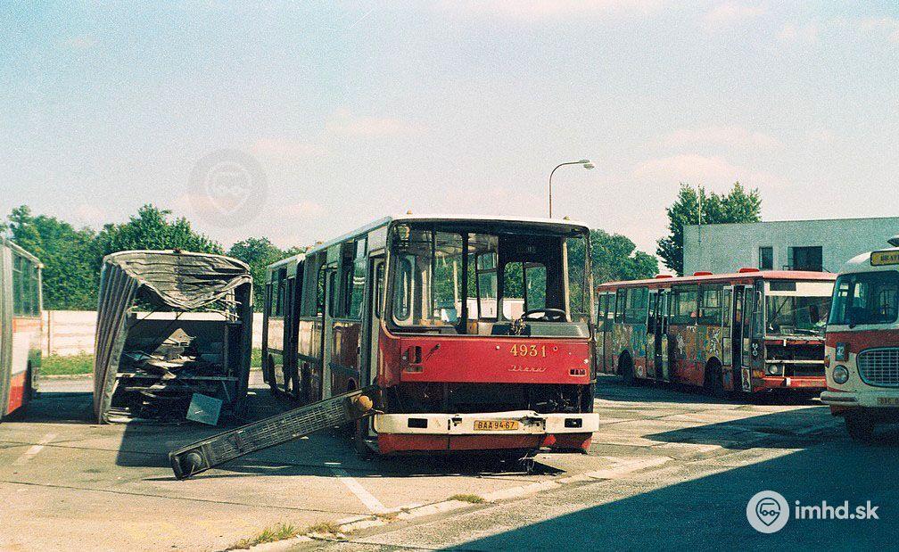 Ikarus 280 4931 Bratislava
