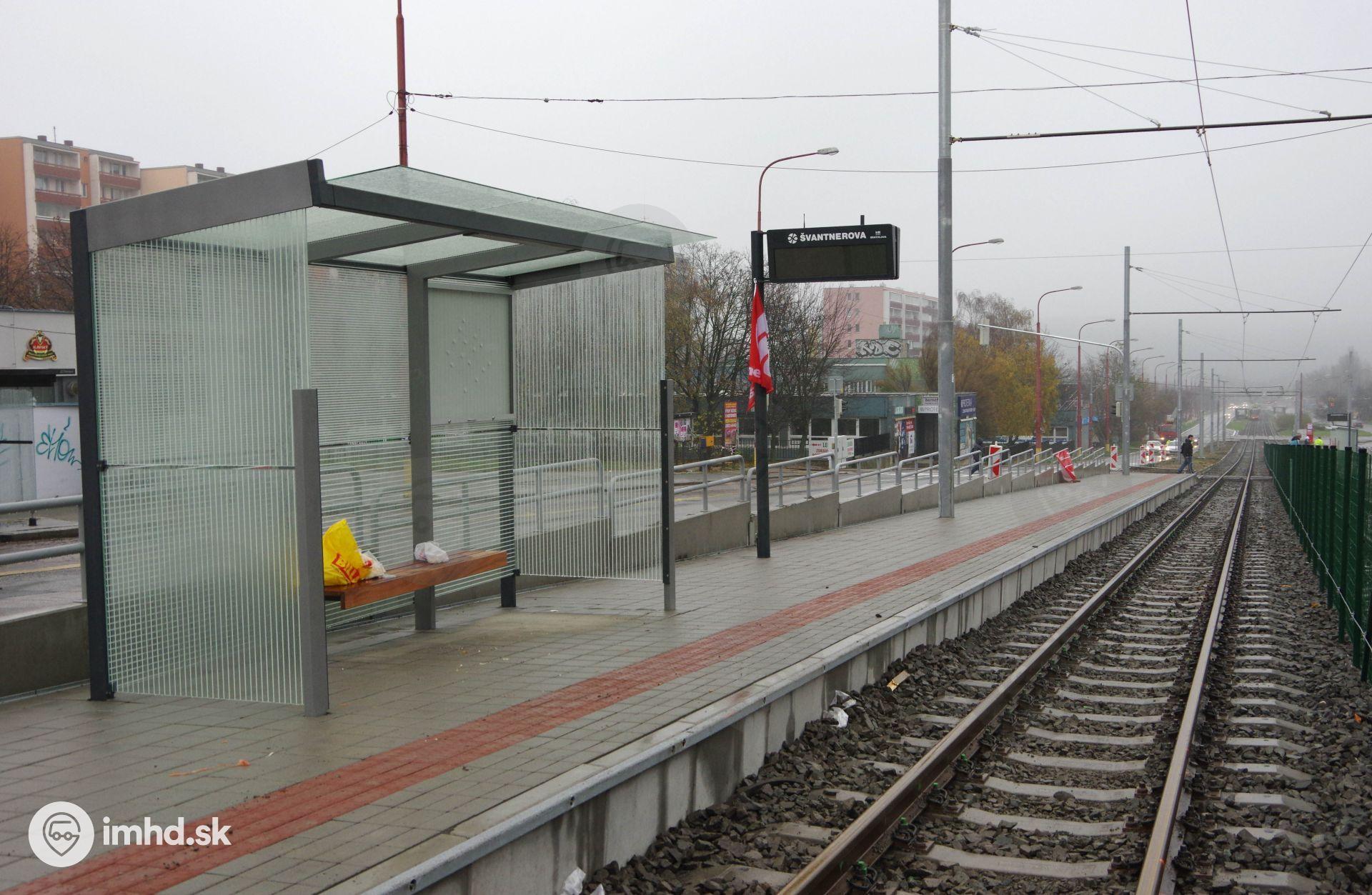 23b997ef0 Dve desiatky zastávok dostanú nové prístrešky • imhd.sk Bratislava