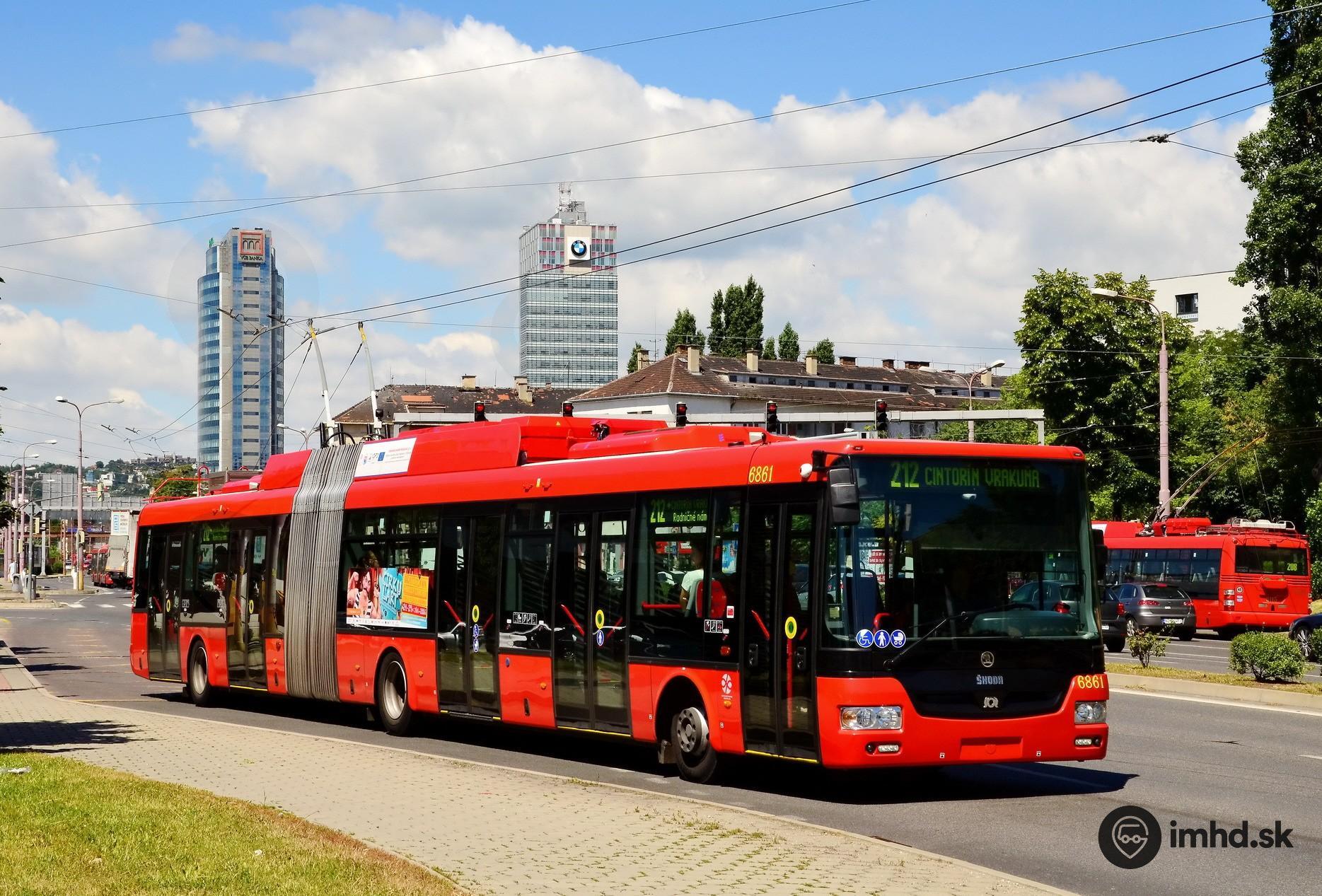 Reorganizácia trolejbusových liniek (od 4.7.2016) • imhd.sk Bratislava d5c04fc9a12