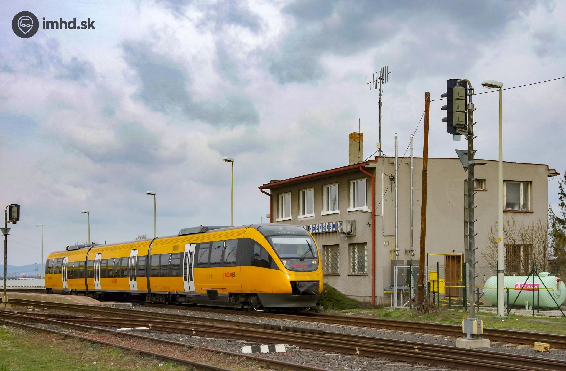 c6e2e166b 11. júna prišlo k posilneniu regionálnej vlakovej dopravy zavedením nových  liniek S55 a S65 zo smerov Pezinok a Senec na železničnú stanicu  Bratislava-Nové ...