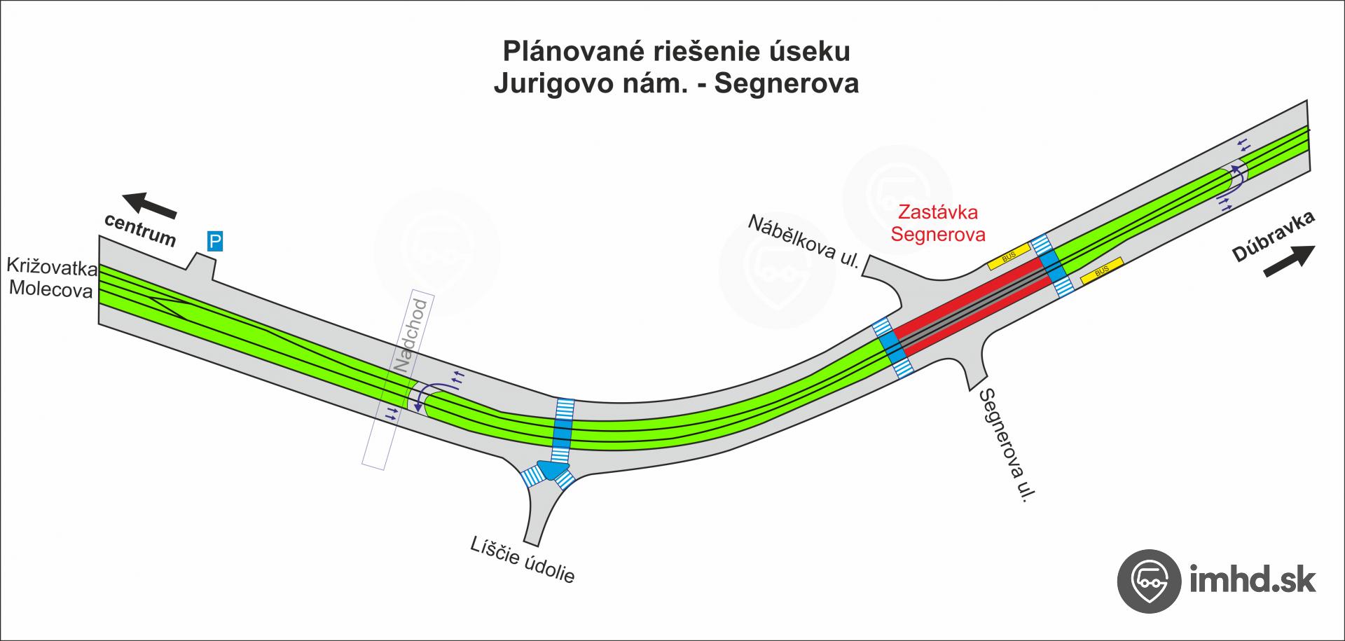 9cf9dbb1c Ako bude vyzerať dopravná infraštruktúra v Karlovej Vsi po prvej ...