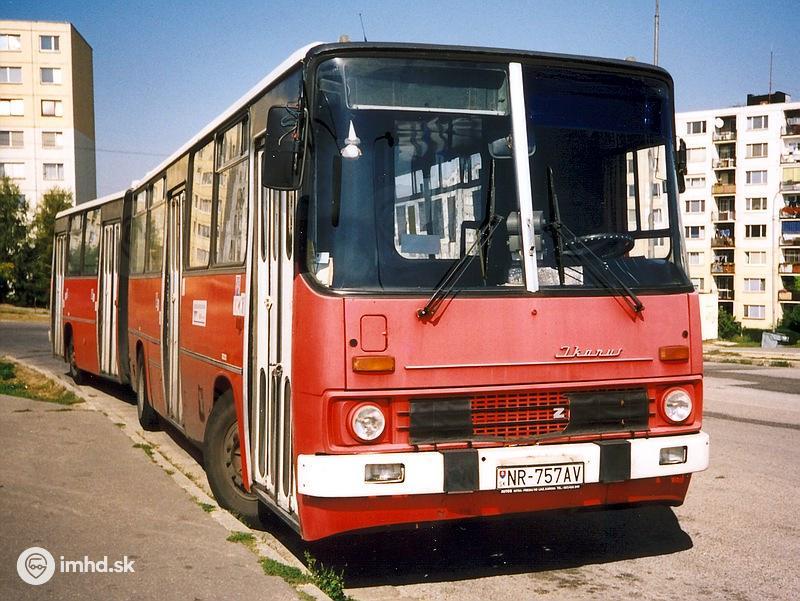 Ikarus 280 Nr 757av Nitra
