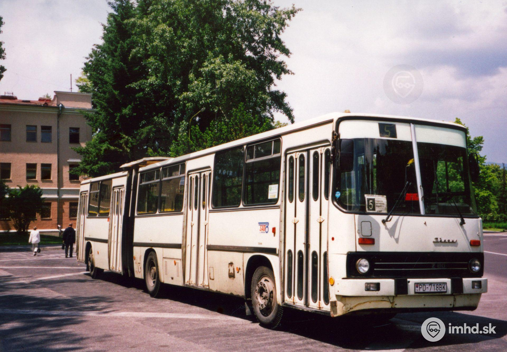 Ikarus 280 Pd 718bk Prievidza