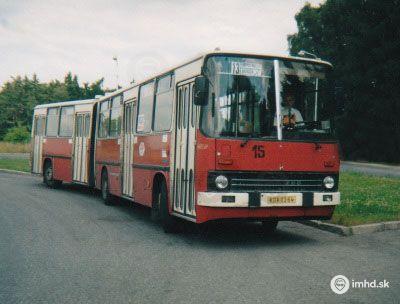 Ikarus 280 Tn 711am Ii Tren N