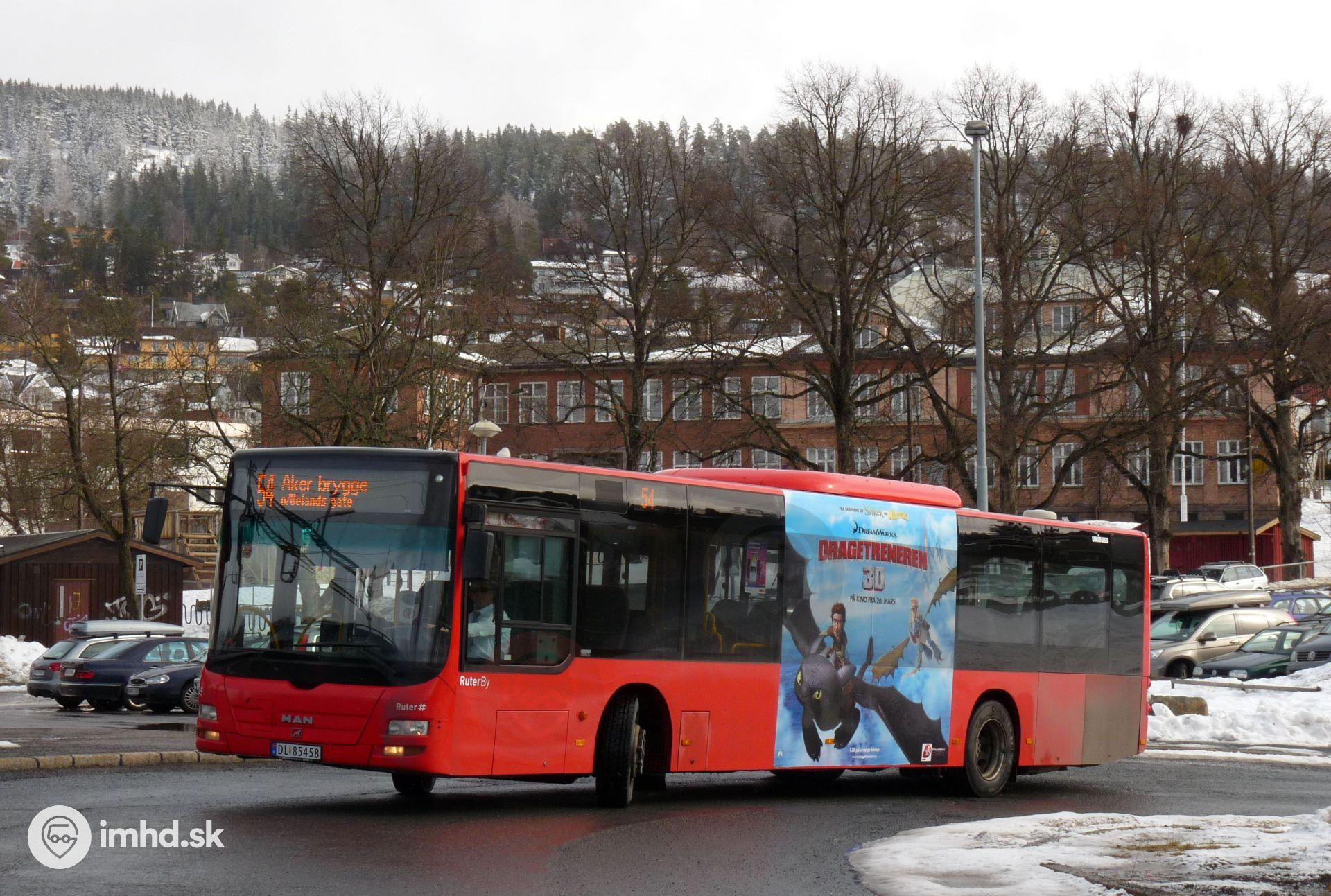 545, route 54, Kjelsås • imhd sk Slovakia and the world